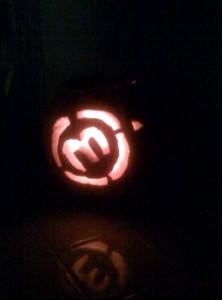 Motive & NT Pumpkin Carving