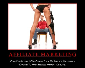 Affiliate Marketing Changed MY Life