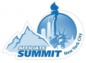 Attending Affiliate Summit East 2016