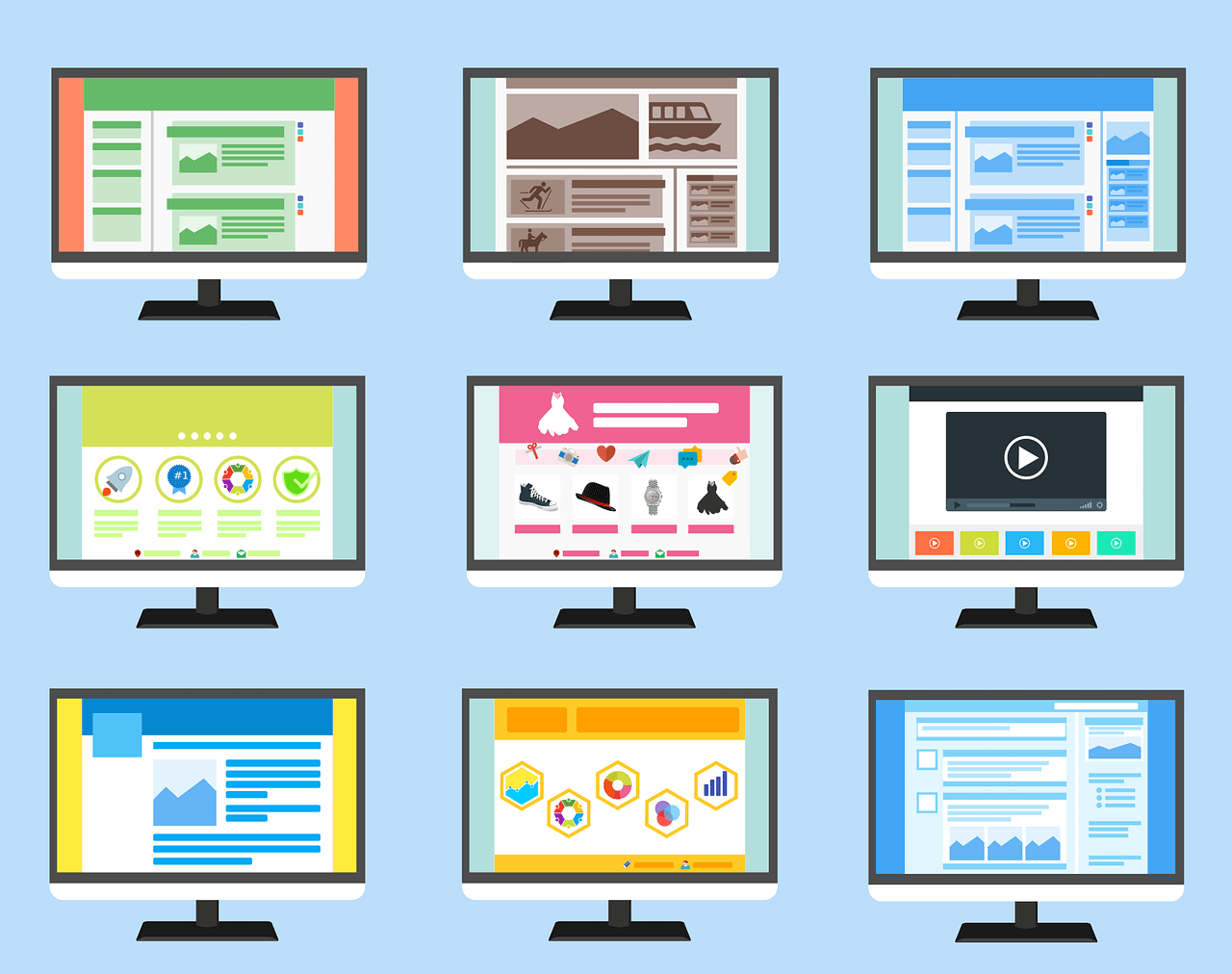 4 Major Ways A Professional Website Enhances Your Marketing