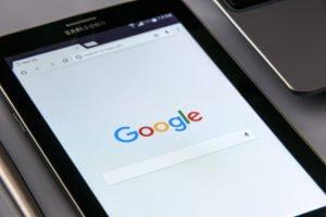 Google Ipad