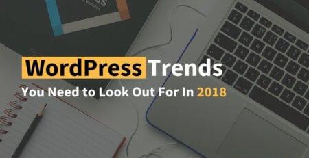 WordPress Trends 2018