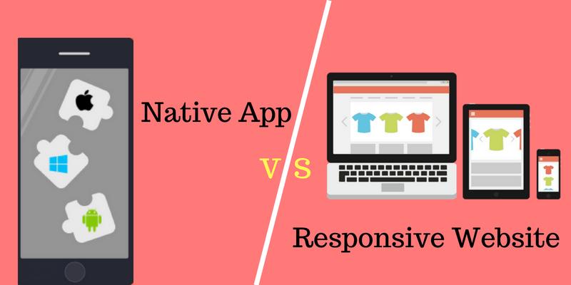 Native App vs Responsive
