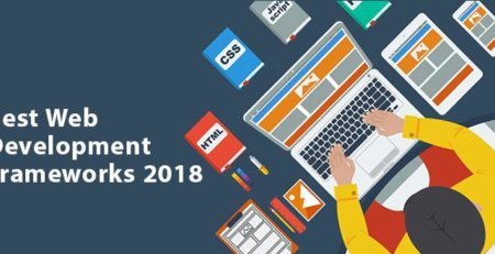 Best Web Development Frameworks 2018