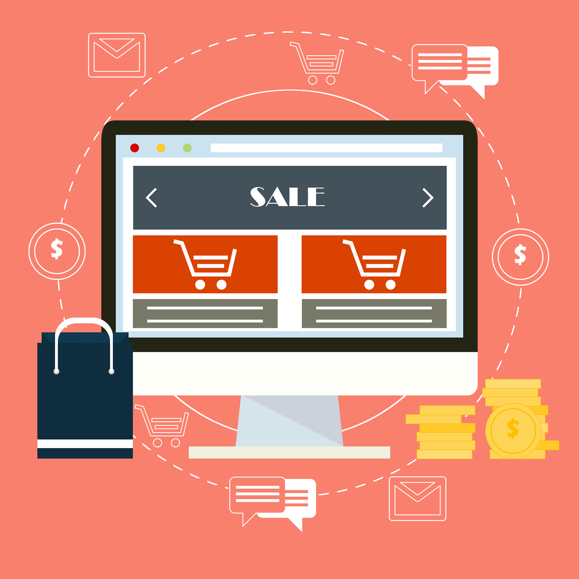 Catering For The Modern Consumer: How To Ensure Your Online Store Is Up To Speed