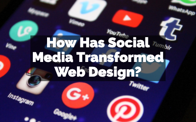 How Has Social Media Transformed Web Design?