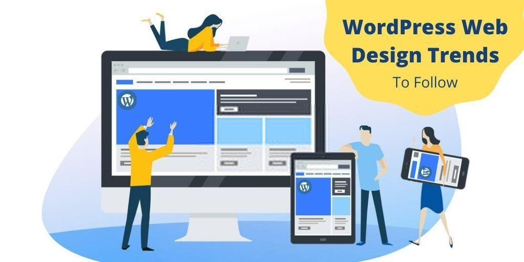 Wordpress Web Design Trends